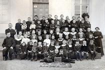 Katholische Schule 1911