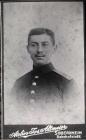 Adam Maurer vor dem Ersten Weltkrieg (1914-1918) als Reservist