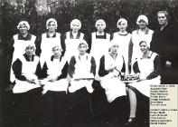Der Koch- u  Backkurs mit Frau Amberg