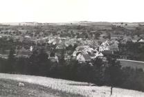 Das Dorf Baerweiler um 1933