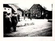 Ehrenwache am Kriegerdenkmal 1941  (Unbekannte Soldaten)