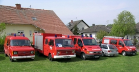 FFW Fahrzeuguebergabe 2009