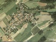 erstes Satellitenbild von Bärweiler